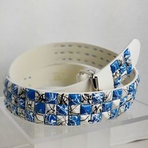 Other - Unisex Studded Belt Removable Buckle